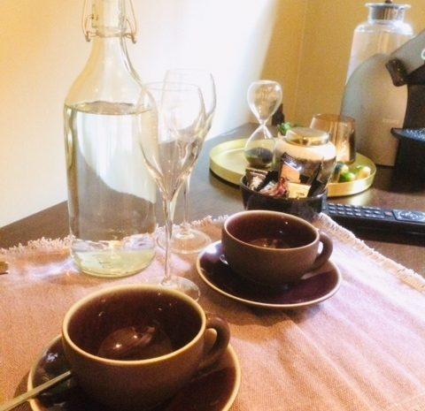 B&B koffie