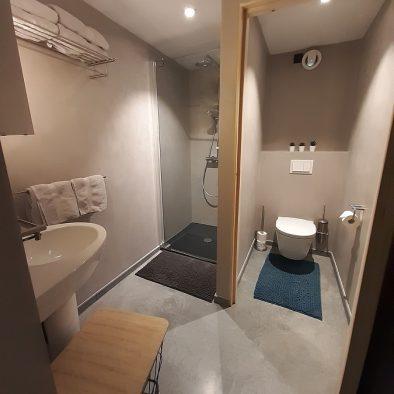 Badkamer+ Toilet